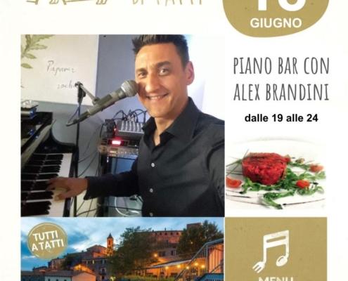 11 giugno 2021-piano bar-alex brandini